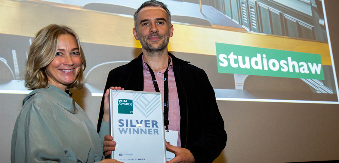 The Studios, Co-working Spaces and Home Office Silver Award goes to Studioshaw