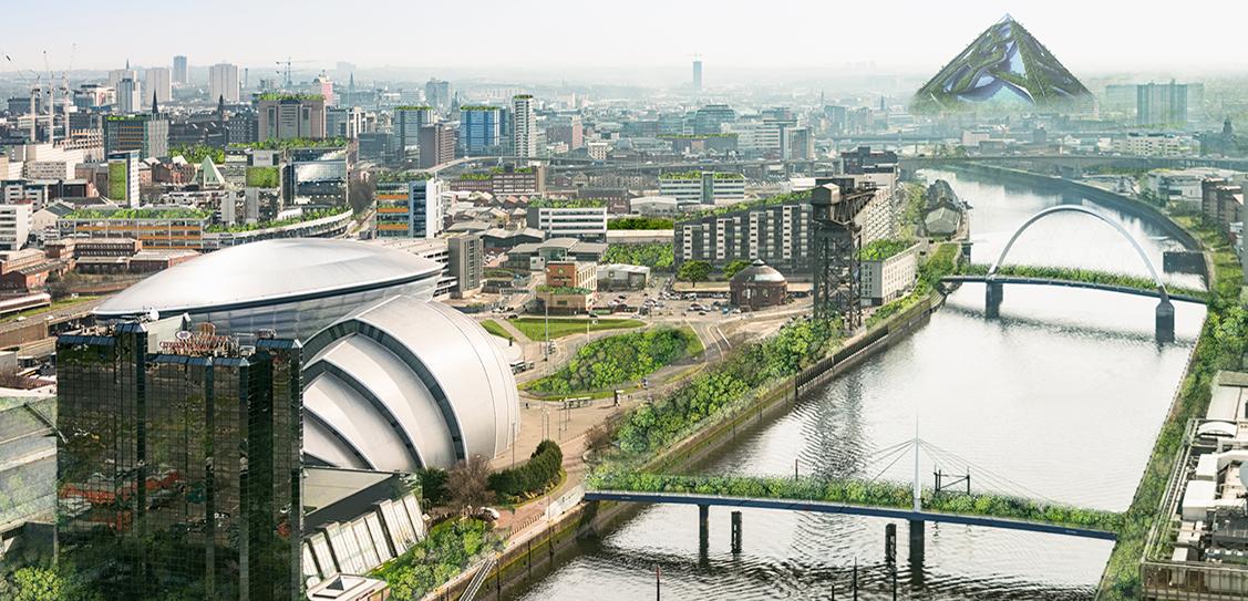 Marshalls - Cities of the Future