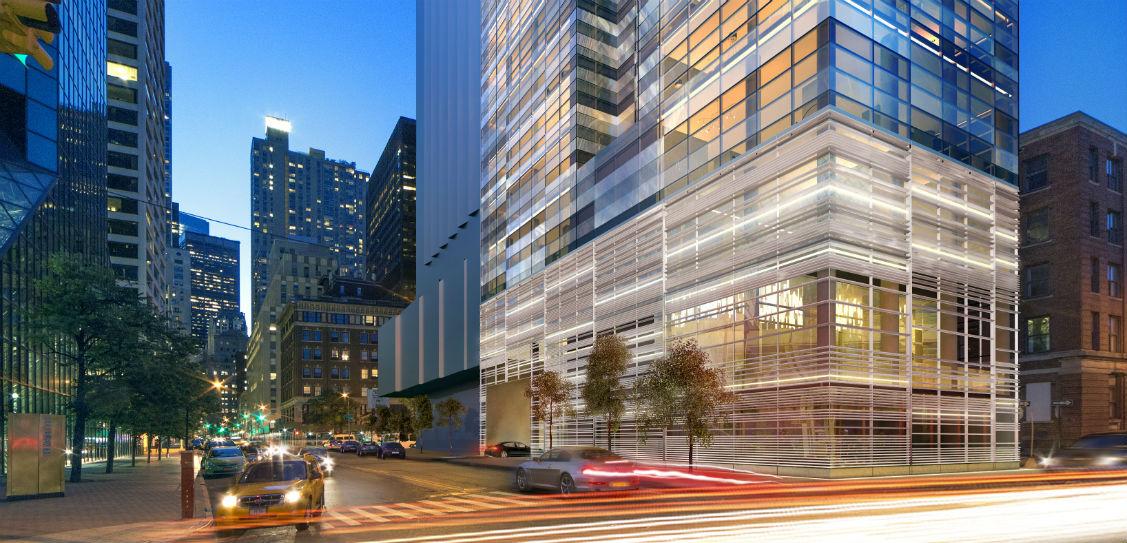 Seaport Residences by Hill West (Photos: Williams New York)