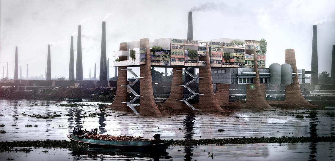 HKS Buriganga River Concept