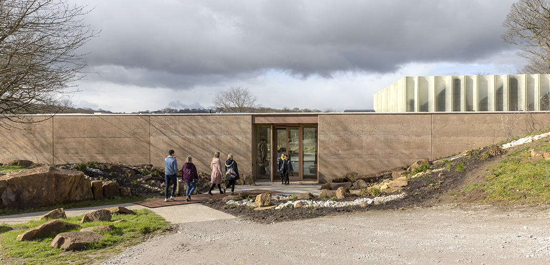 The Weston by Feilden Fowles  Photos: Peter Cook