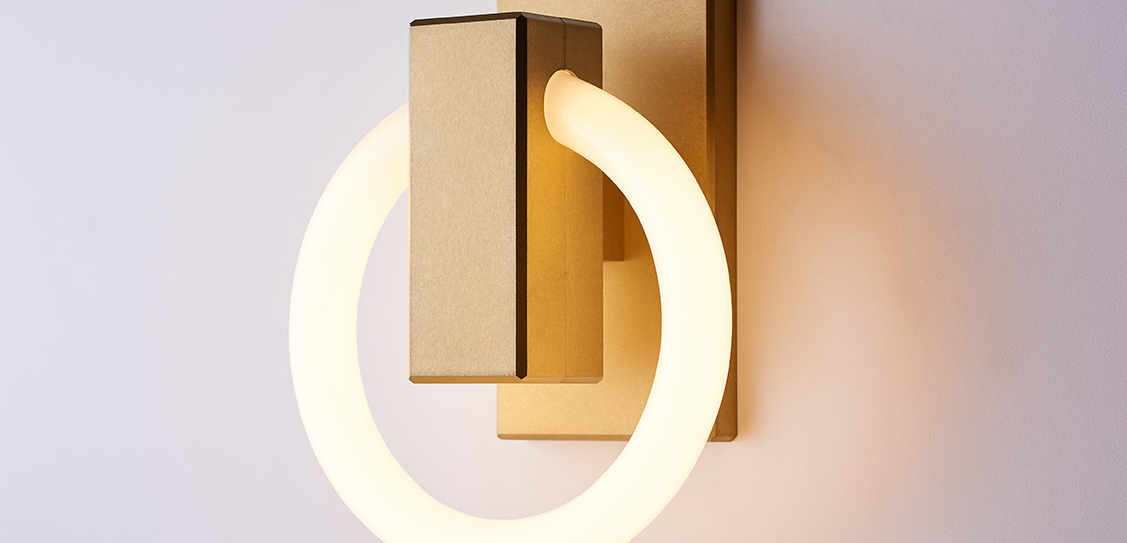 Olah Wall Sconce by Karice Enterprises Ltd.