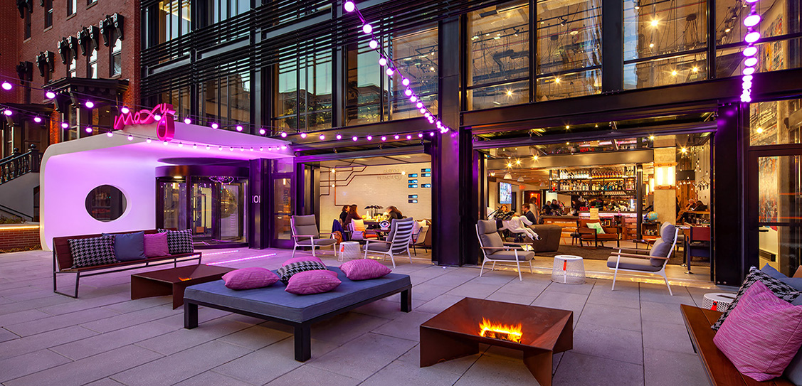 Moxy DC by FILLAT+ Architecture - RON BLUNT