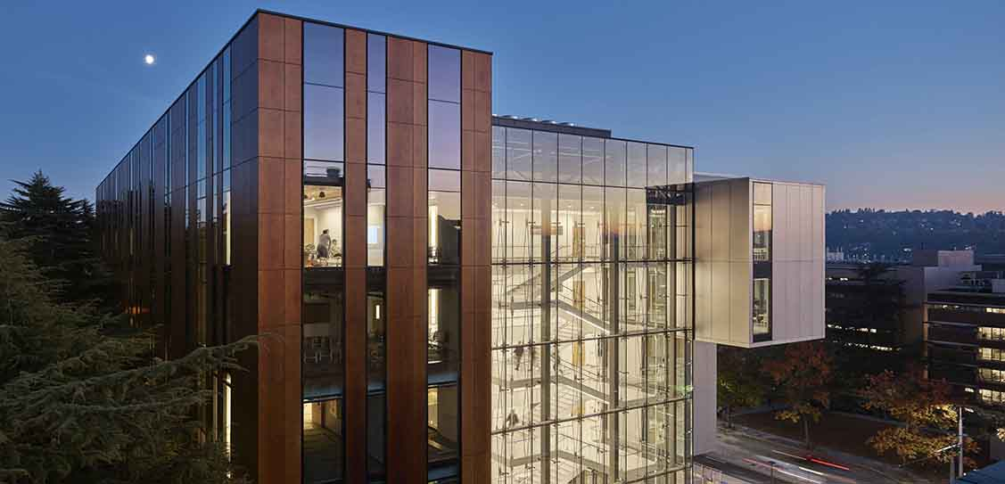 Life Sciences Building - University of Washington