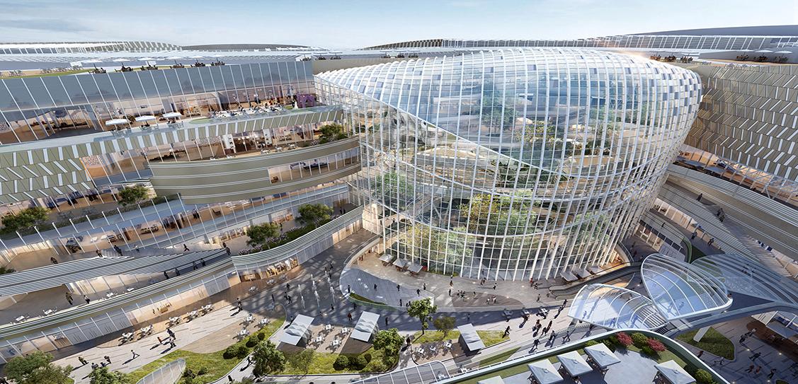 Hongkong Land Yorkshire Complex - PH Alpha Design Limited