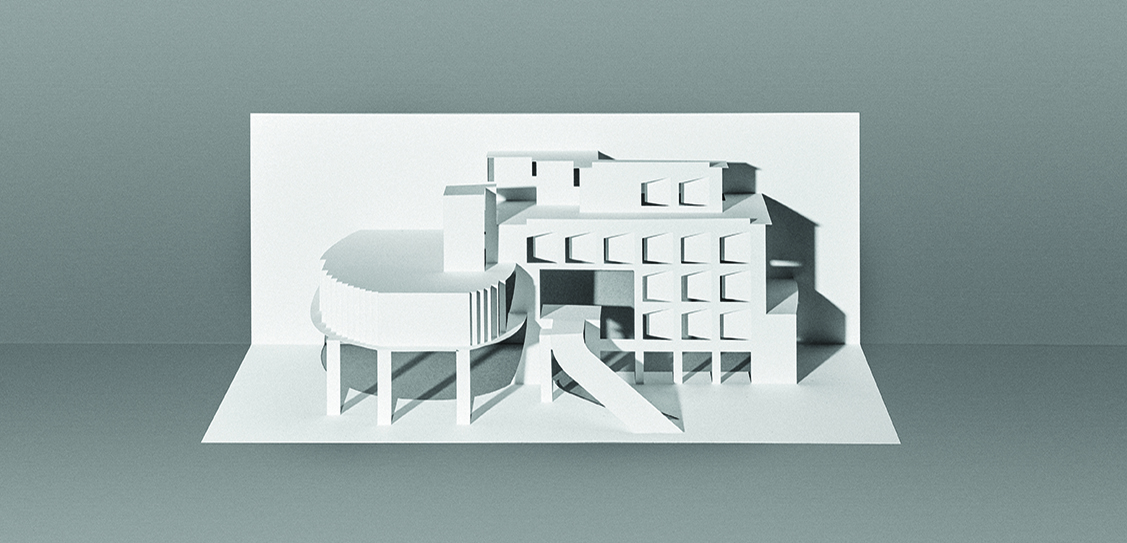 Le Corbusier Paper Models by Marc Hagan-Guirey is published by Laurence King on 3rd February 2020. Available at all good bookshops and on www.laurenceking.com