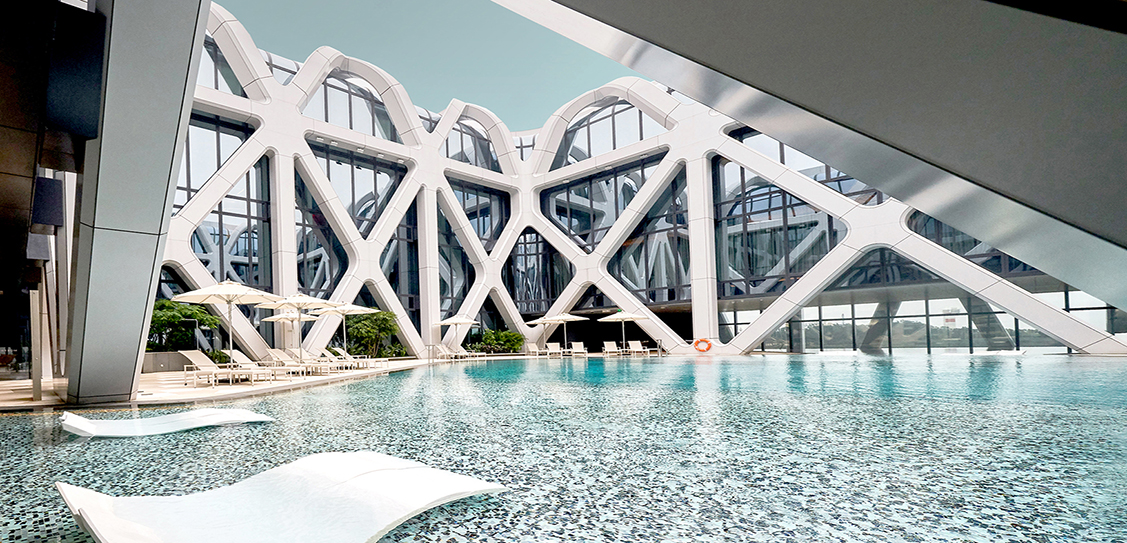 Morpheus Hotel by Leigh & Orange Limited