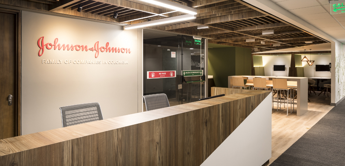 Johnson and Johnson Colombia - Design and Construction