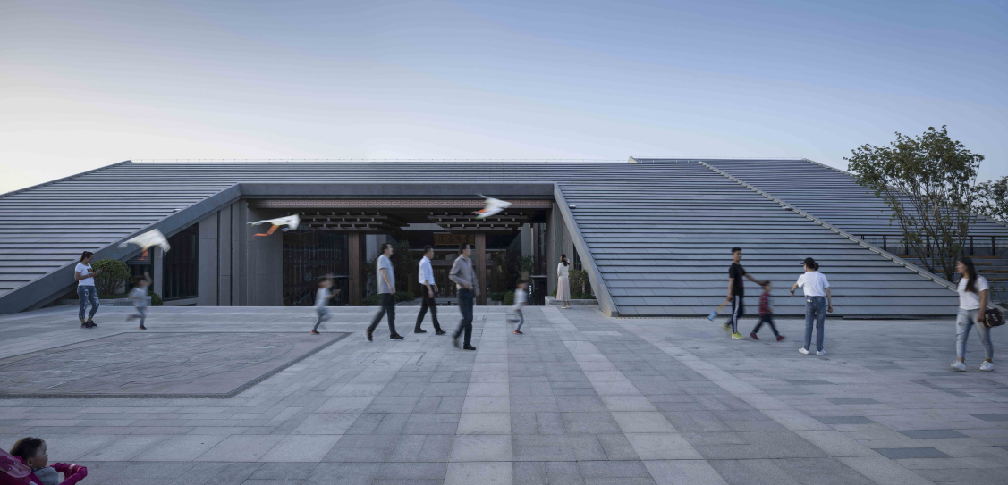 Yan'an Learning Academy - Architectural Design & Research Institute of Tsinghua University Co.,Ltd