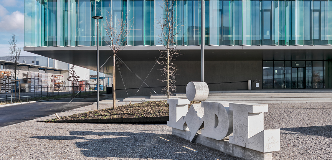 New Headquarters of Lidl Switzerland by Itten+Brechbühl AG