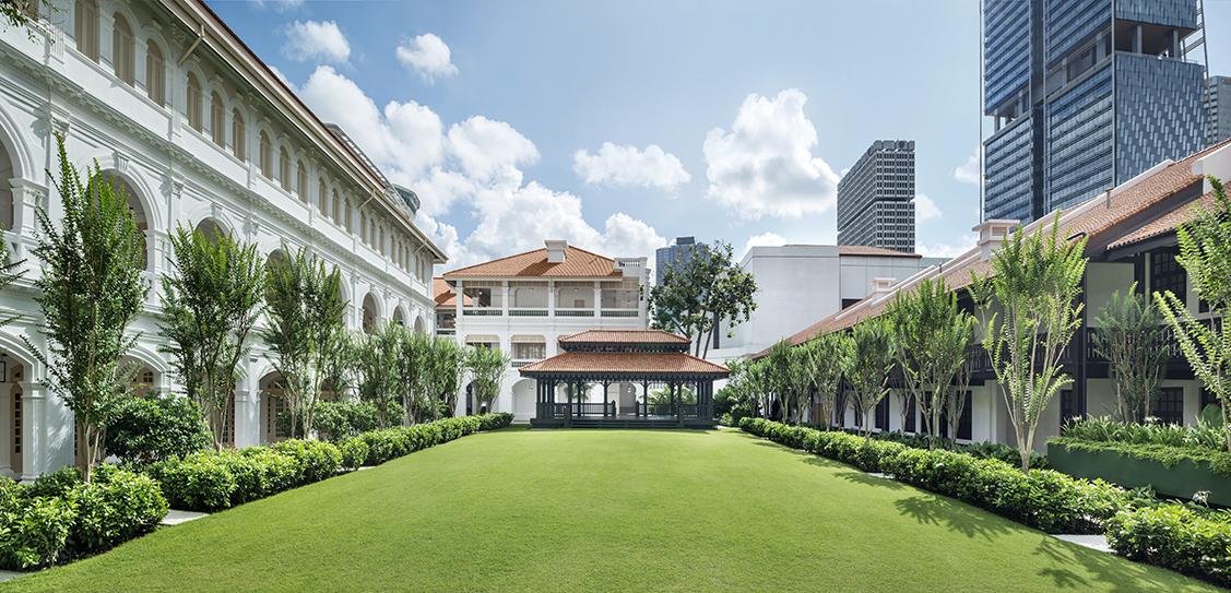 Hotel Images: Raffles Hotel Singapore