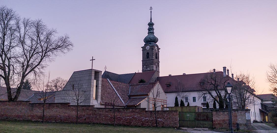 Franciscan Bethany nursing home in Szécsény