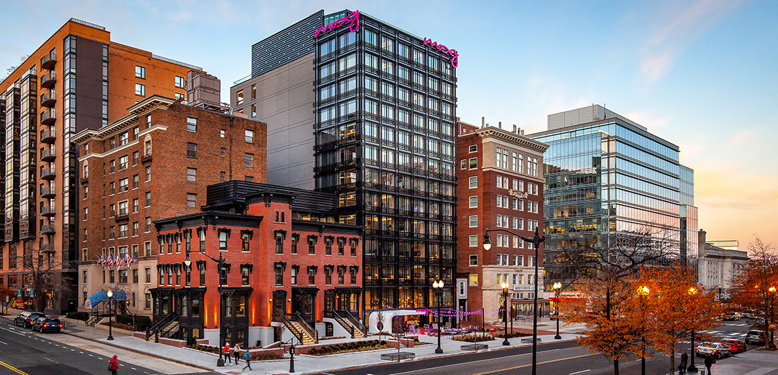 Moxy DC by FILLAT+ Architecture