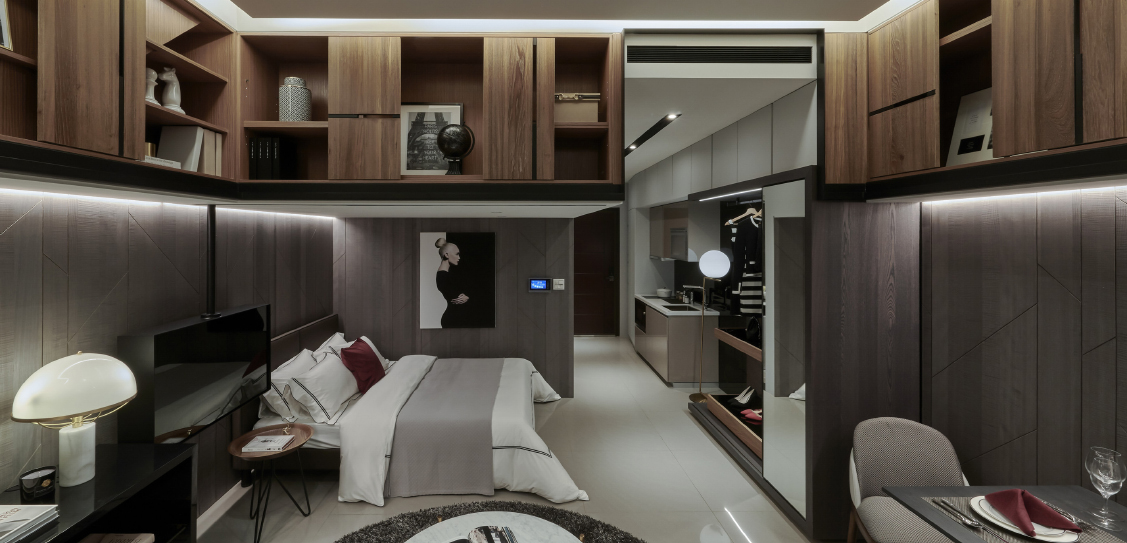 Urban Enframement - 9 Studio Design Group