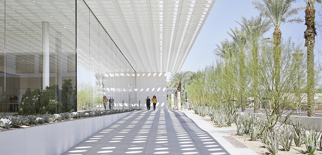 Apple Scottsdale Fashion Square by Ennead Architects