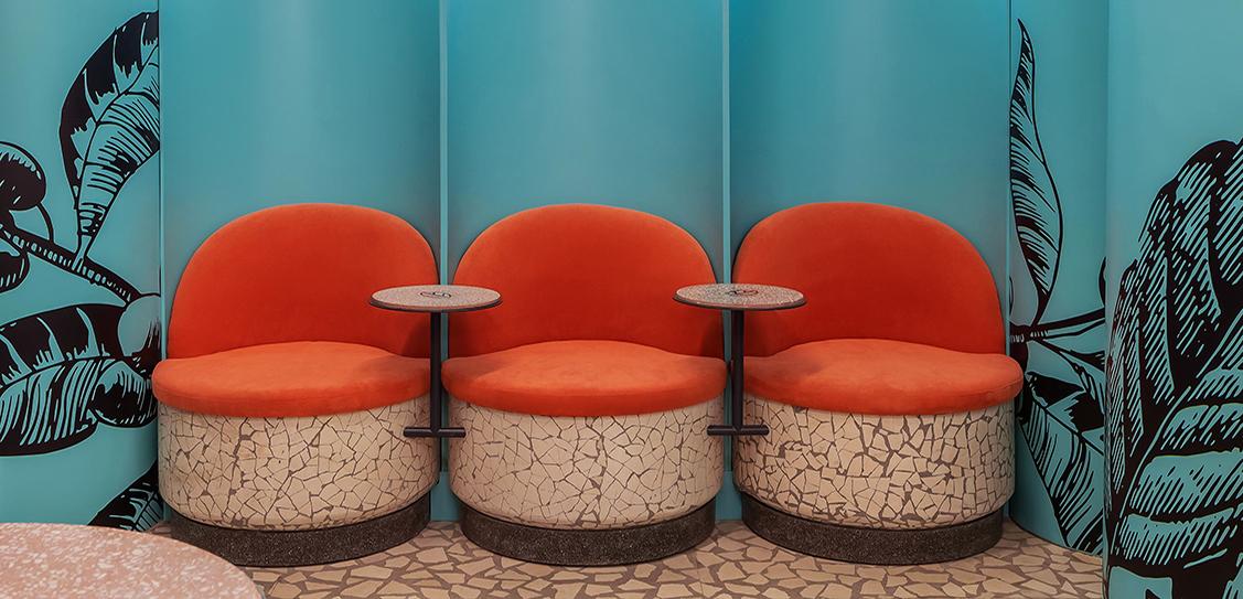 Kava & Chai (Dubai International Financial Center Branch) - 4SPACE Design