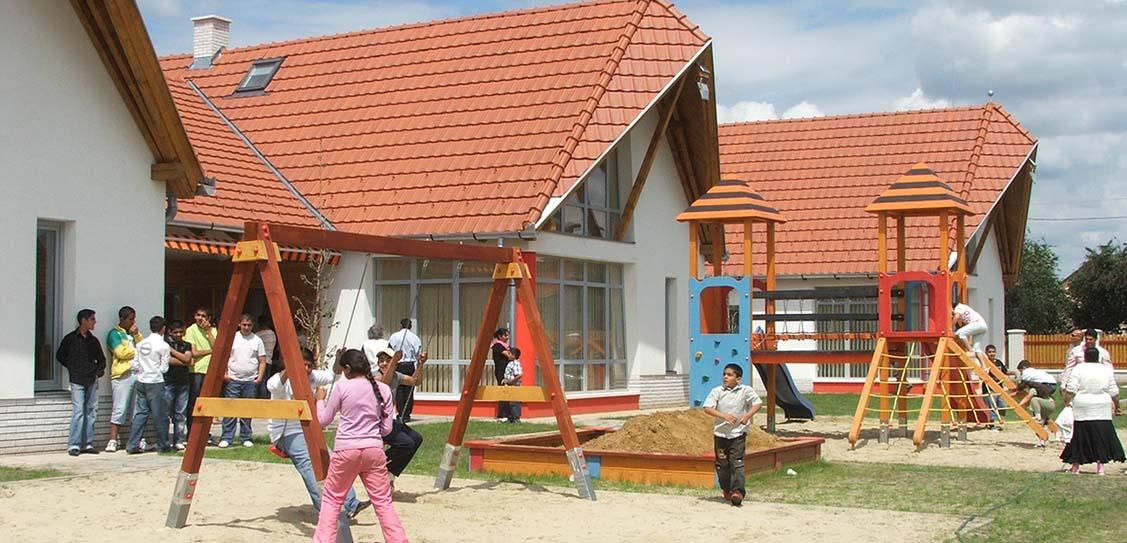 Gypsy Church of Hodász