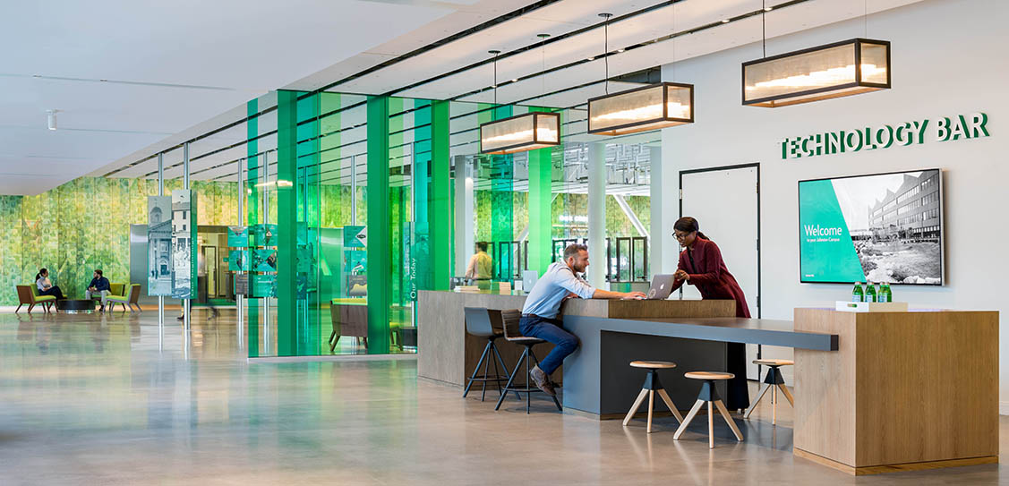 Citizens Bank Corporate Campus by Elkus Manfredi Architects