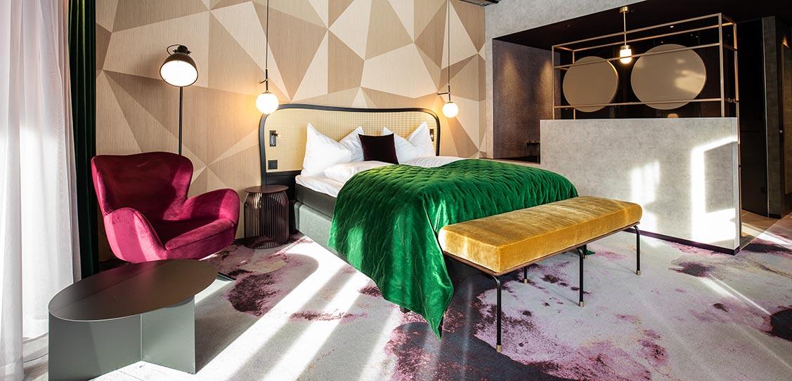 The Hide Hotel, Flims by Stylt Trampoli AB
