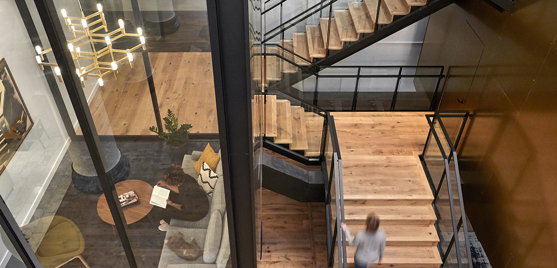 Interiors from ZGF Architects