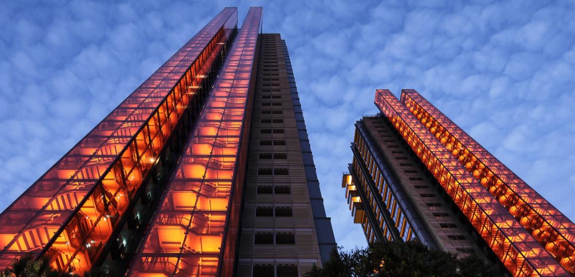 ONE PARK TAIPEI - YUAN LIH CONSTRUCTION CO.,LTD