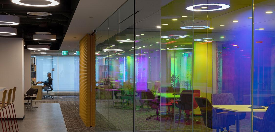 Baker McKenzie Office, Washington DC - SKB Architecture and Design.