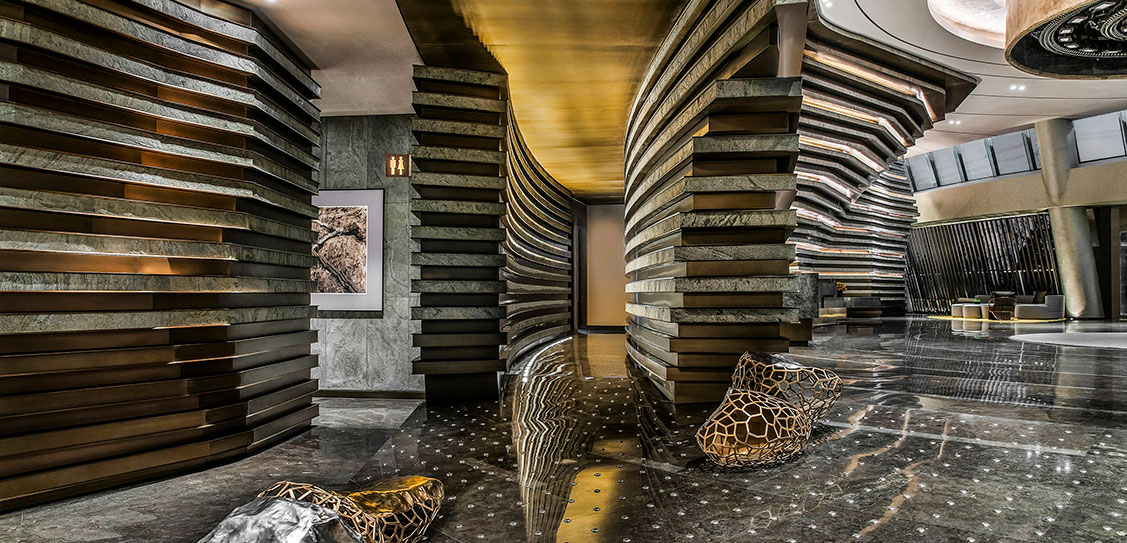 InterContinental Shanghai Wonderland - CCD/Cheng Chung Design(HK)