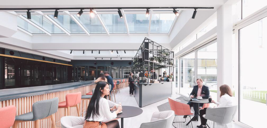AIB Corporate & Customer HQ - RKD