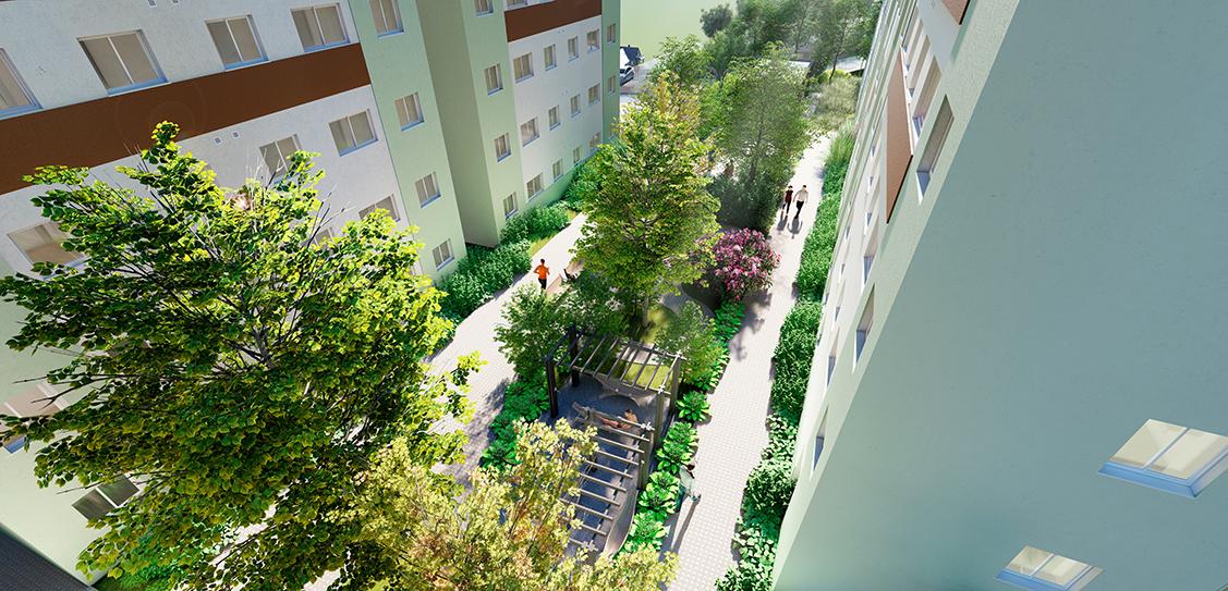 Planet Smart City's new development in São Paulo.