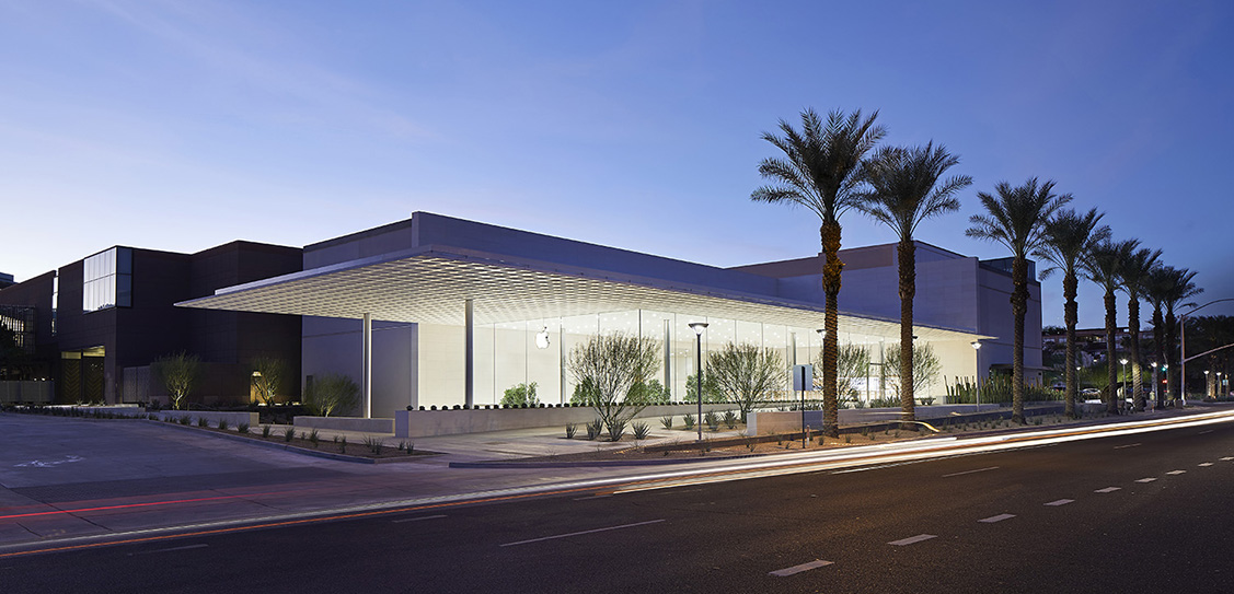 Apple Scottsdale Fashion Square - Ennead Architects