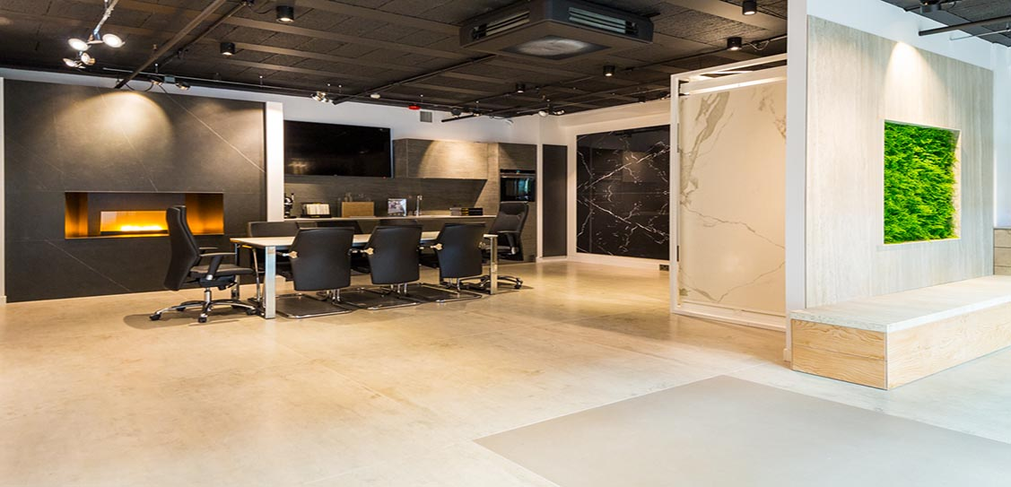 Neolith Urban Boutique, London. Photo credit: Neolith®