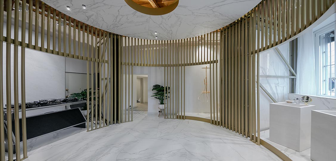 Neolith Urban Boutique, Milan. Photo credit: Neolith®