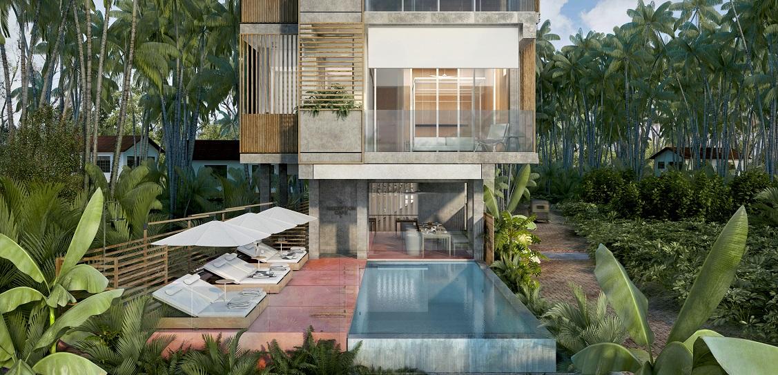 Modern Tropical Design For Boutique Sri Lanka Hotel
