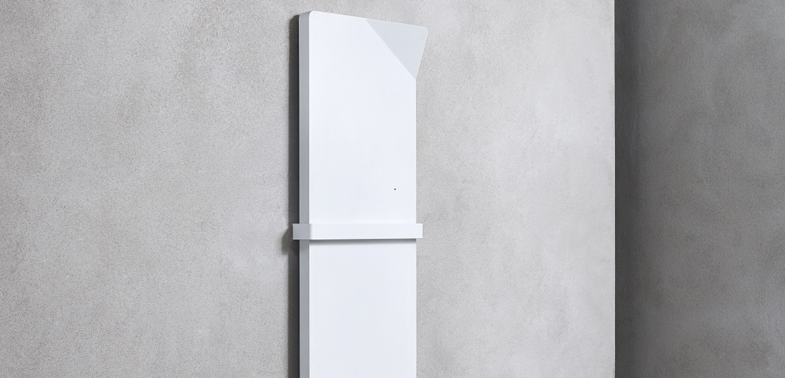 Studio Marco Piva chose the Caleido Book radiator for the Pantheon Iconic Rome hotel. Picture: Caleido
