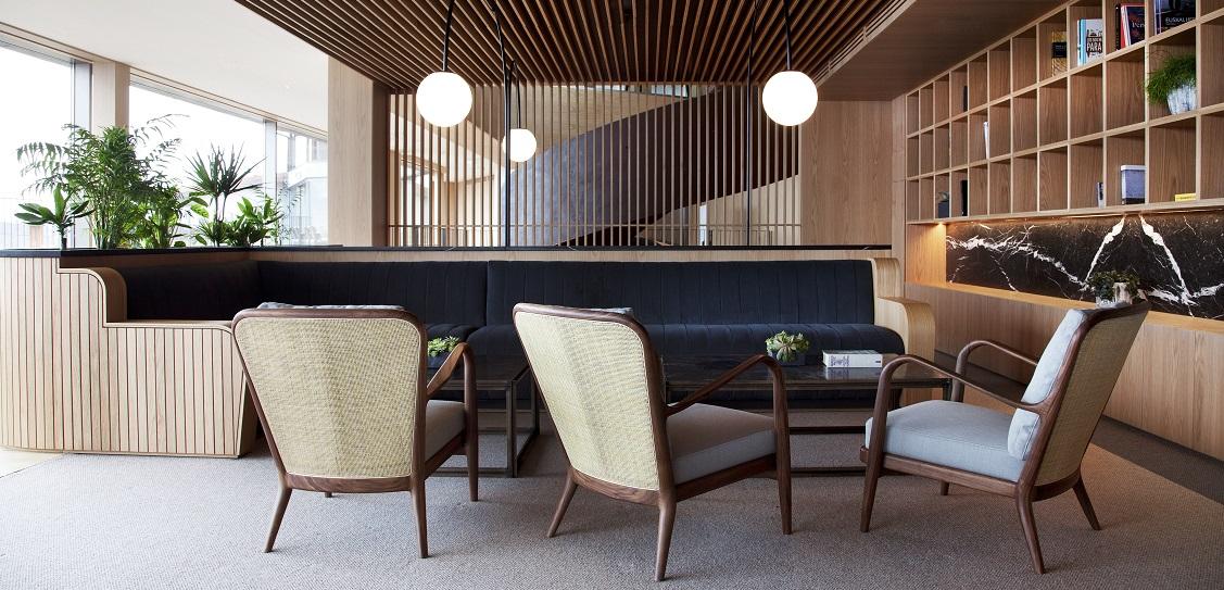 Mecanismo designed Hotel Akelarre in Spain. Picture: Kike Palacios