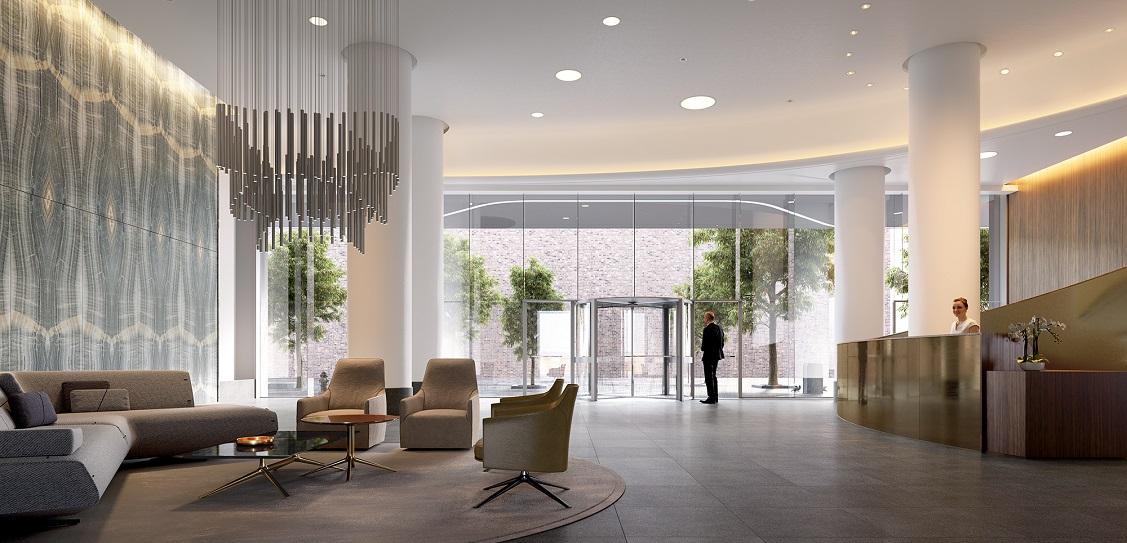 CetraRuddy Architecture designed ARO in Manhattan. Picture: Binyan for IF Studio
