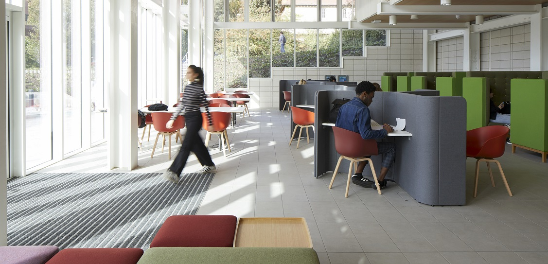 Make Architects designed the new University of Nottingham building. Picture: Make Architects