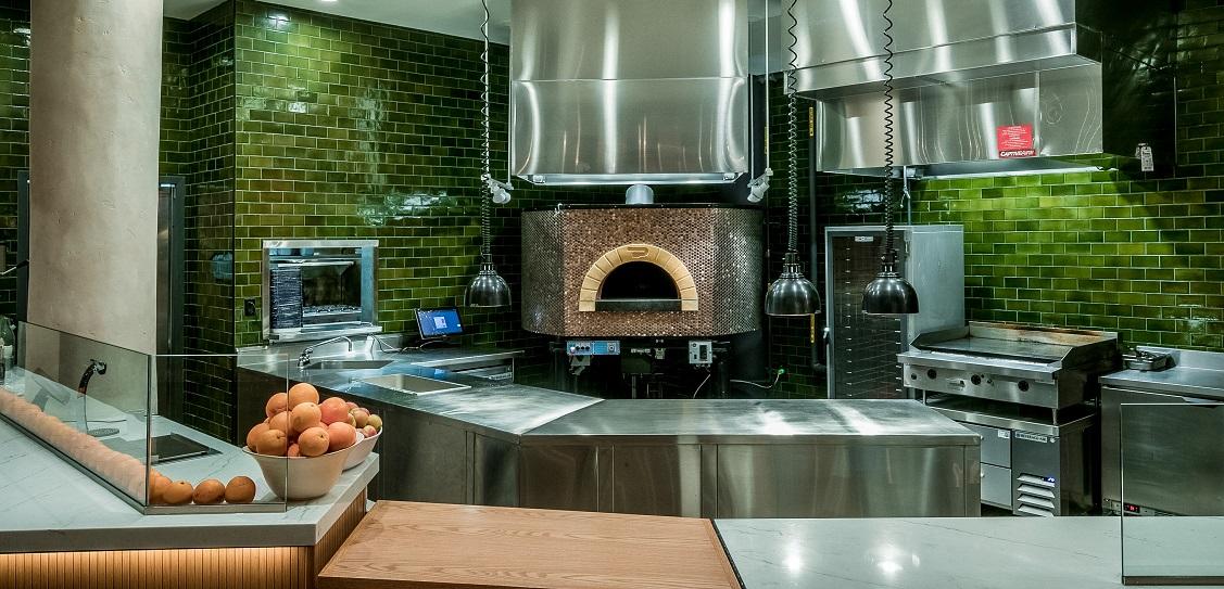 CRÈME / Jun Aizaki Architecture & Design designed Mint Kitchen. Picture: Taran Wilkhu