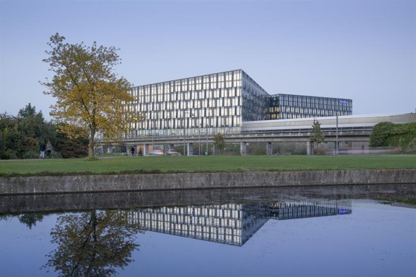 Nordea Bank Headquarters, by Henning Larsen Architects