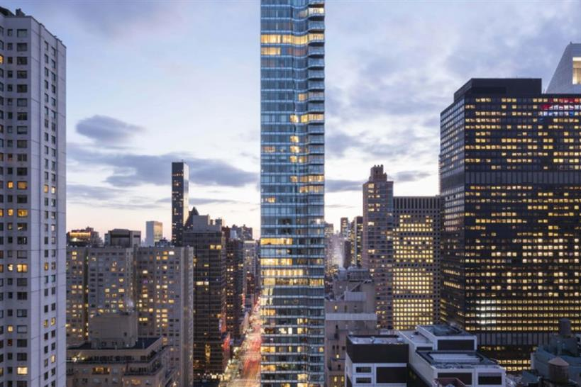 252 East 57th Street, by Skidmore, Owings and Merrill