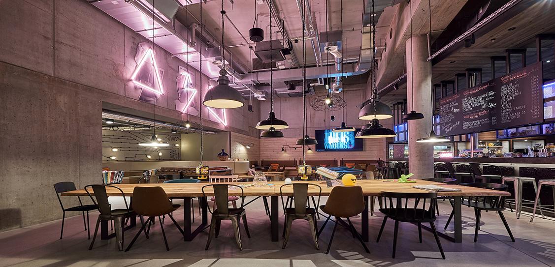 Moxy Frankfurt City Center - JOI-Design Innenarchitekten A D joehnk + partner mbB
