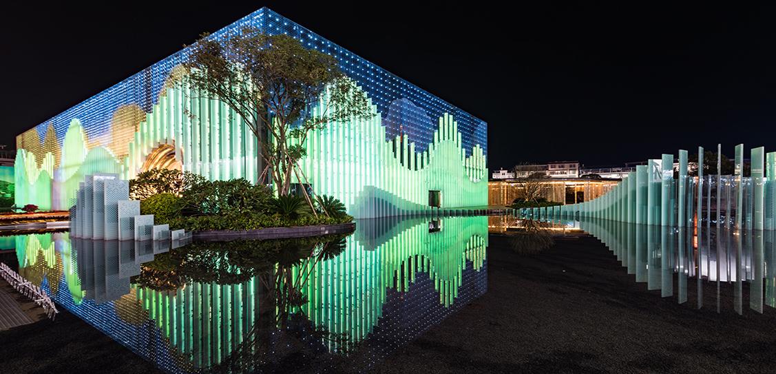Guilin Exhibition Center - Tengyuan Design