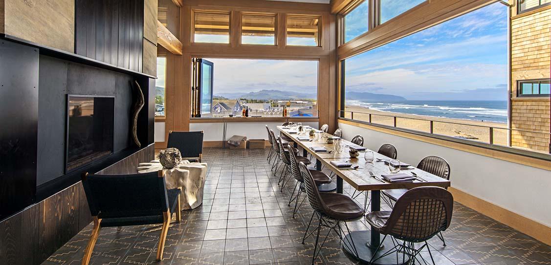Headlands Coastal Lodge & Spa - EDG Design