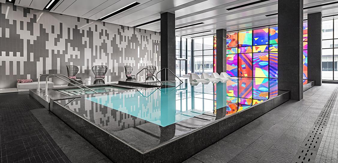 Toronto Marriott Markham - II BY IV DESIGN