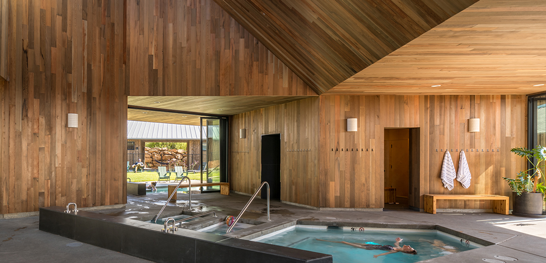 Lara Swimmer courtesy of Waechter Architecture
