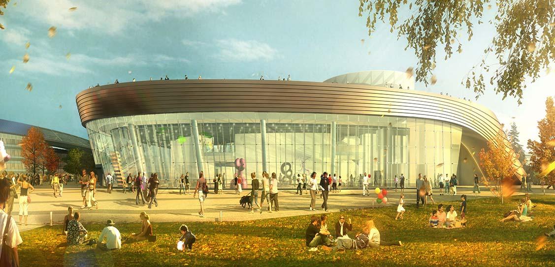 Astana Art Center - Adrian Smith + Gordon Gill Architecture
