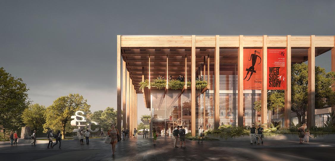 Sutherland Entertainment Centre - CHROFI