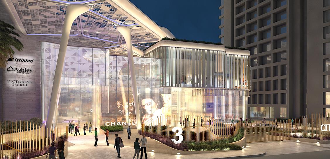 Citystars - Galaxy of Life - Concept i