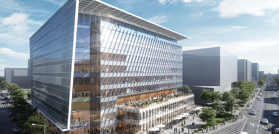 Confidential Association Headquarters - Commercial Office
