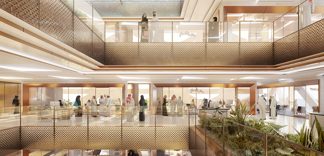 Capital Markets Authority Headquarters - Pace | Architecture, Engineering + Planning